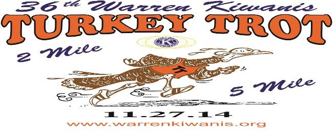 2014 WARREN TURKEY TROT