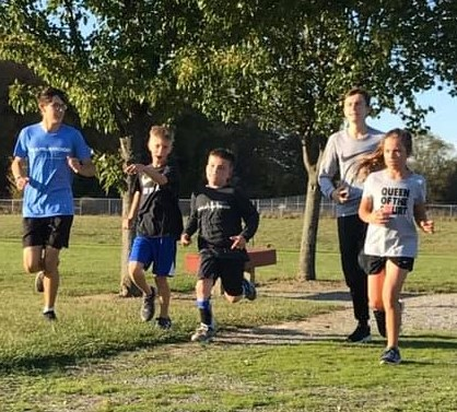 2019 Maplewood Elementary XC Field Day
