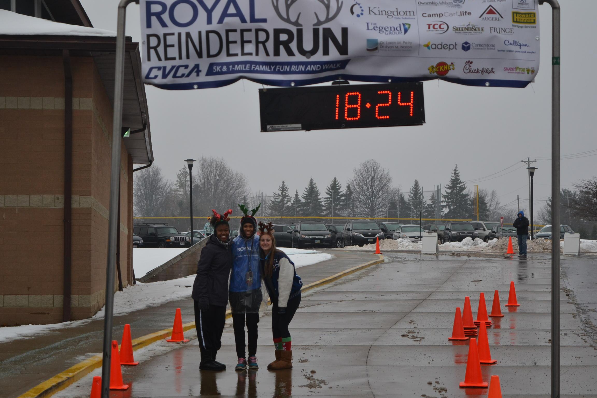 2016 CVCA Royal Reindeer Run