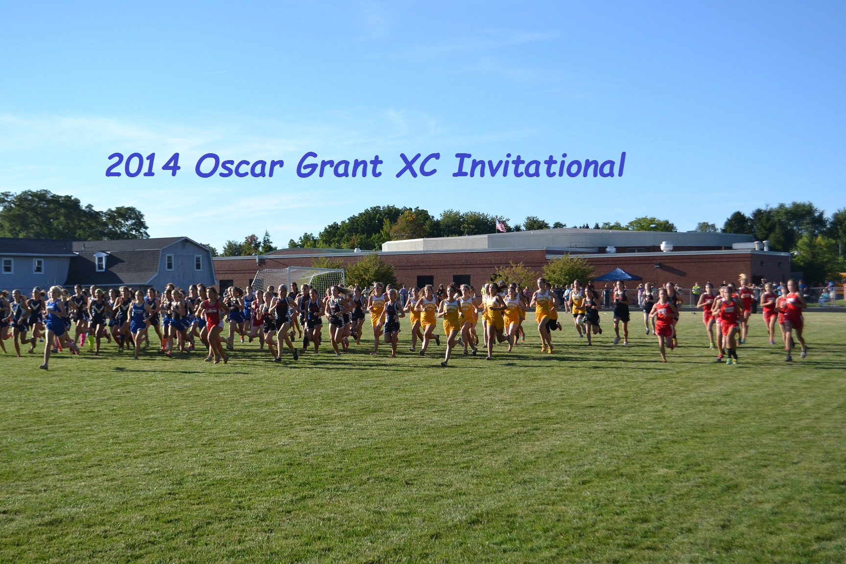 2014 OSCAR GRANT XC INVITATIONAL