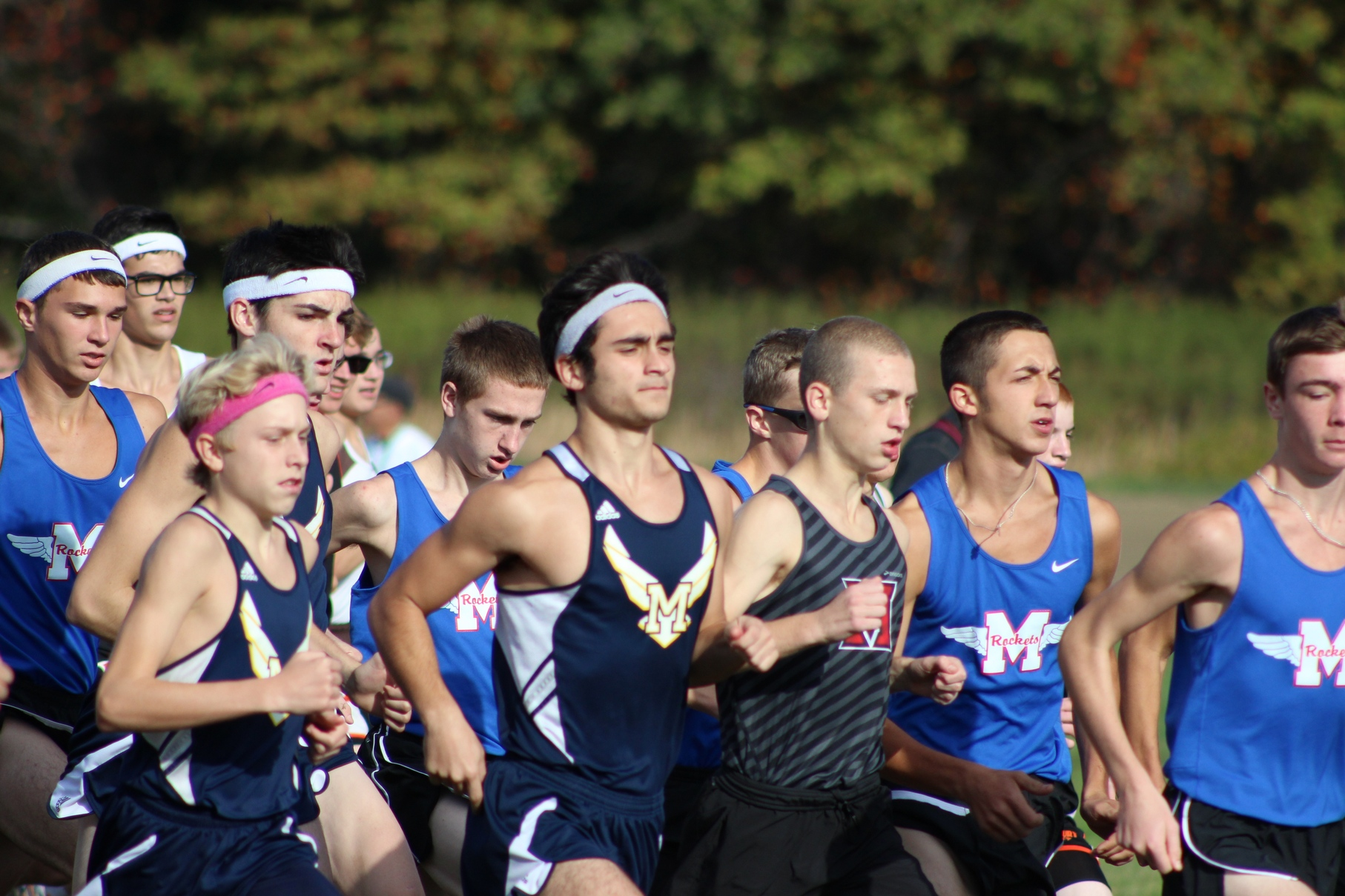2015 LEGENDS XC MEET