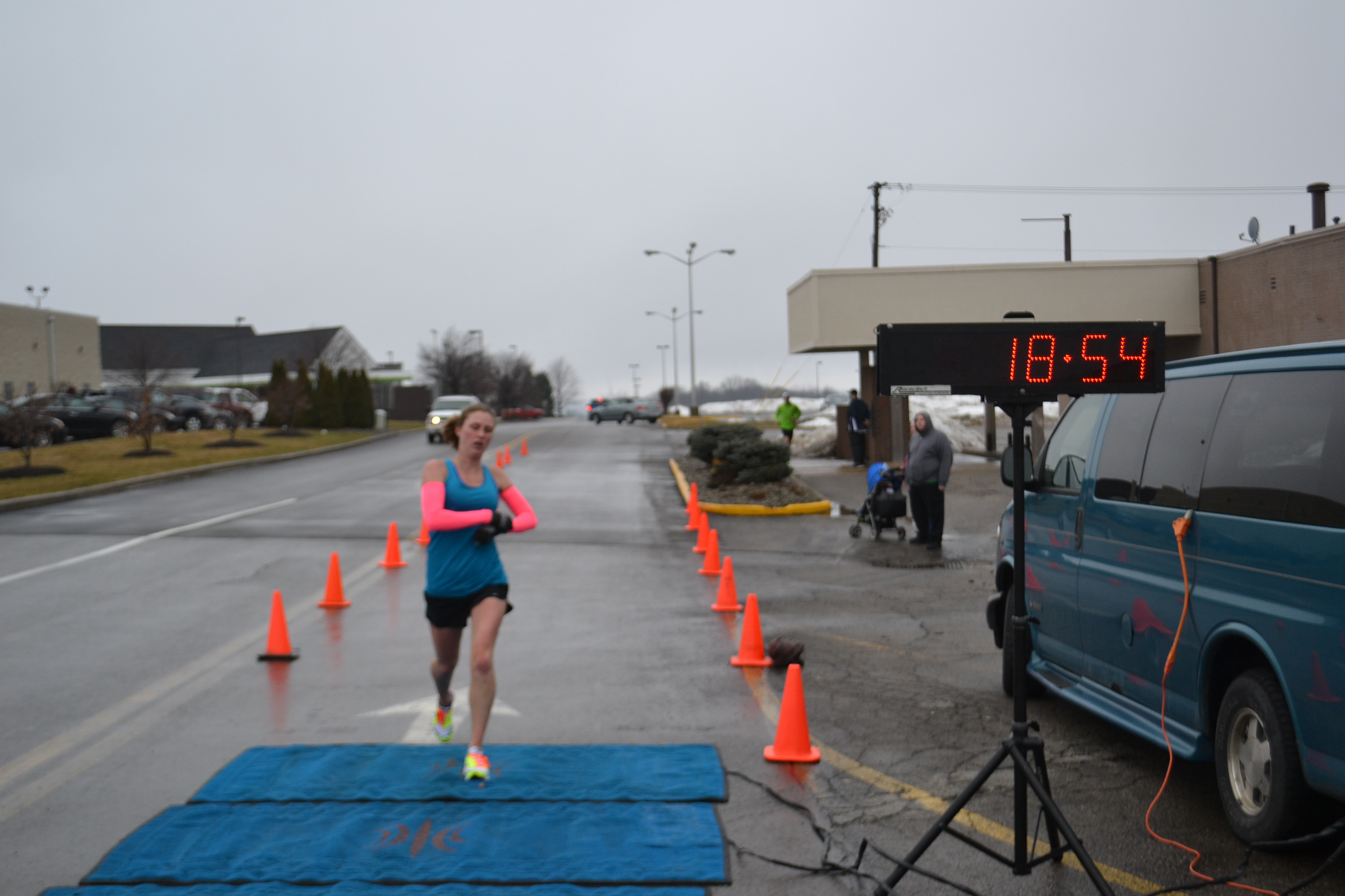 2015 O'DONOLD'S ST. PATTY'S DAY 5K RESULTS